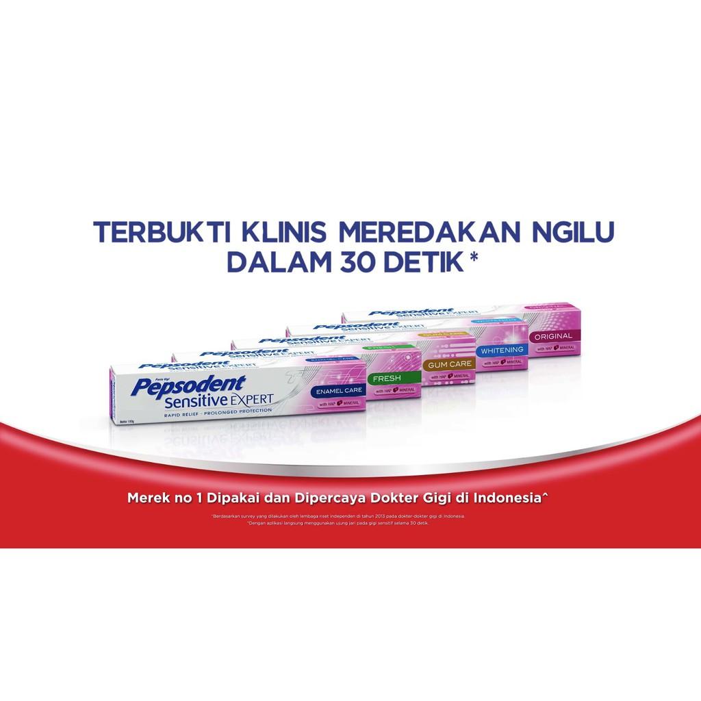 Pasta Gigi Pepsodent 225 Gr Kotak White Shopee Indonesia