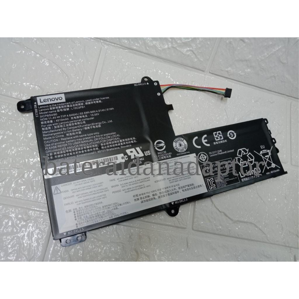 Baterai Lenovo L15C3PB1 Original | Shopee Indonesia