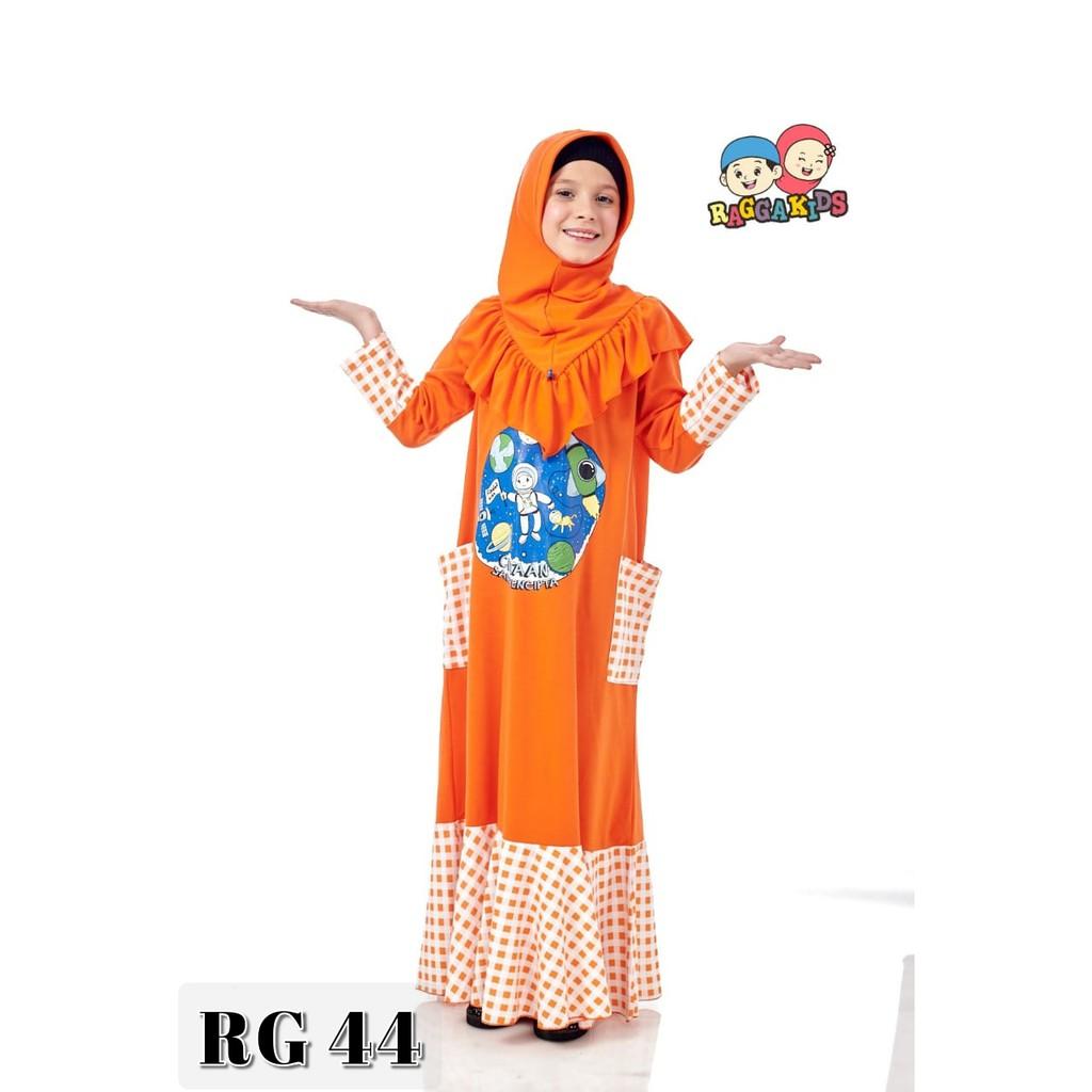 Gamis Kaos Anak Raggakids RG-44