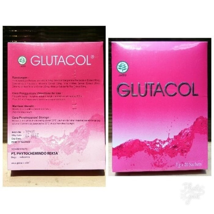 GLUTACOL DRINKS FOR BEAUTY M HEALTY BPOM ORIGINAL 100% | Shopee Indonesia