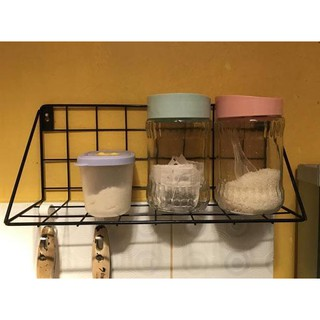 Radit Hitam Tanpa Kayu Rak Dinding Ambalan Minimalis Ruang Tamu Ikea Free Ongkir