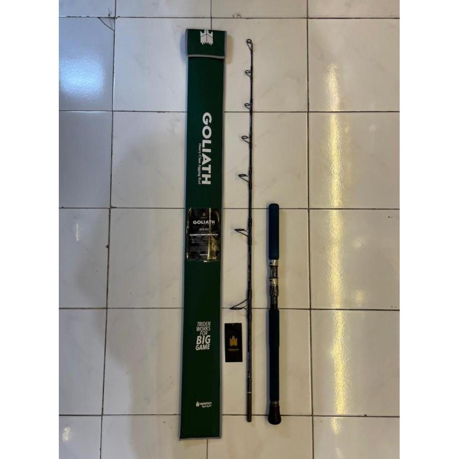 Monggo] Joran Tridentech Goliath Gts-552 Heavy Jigging