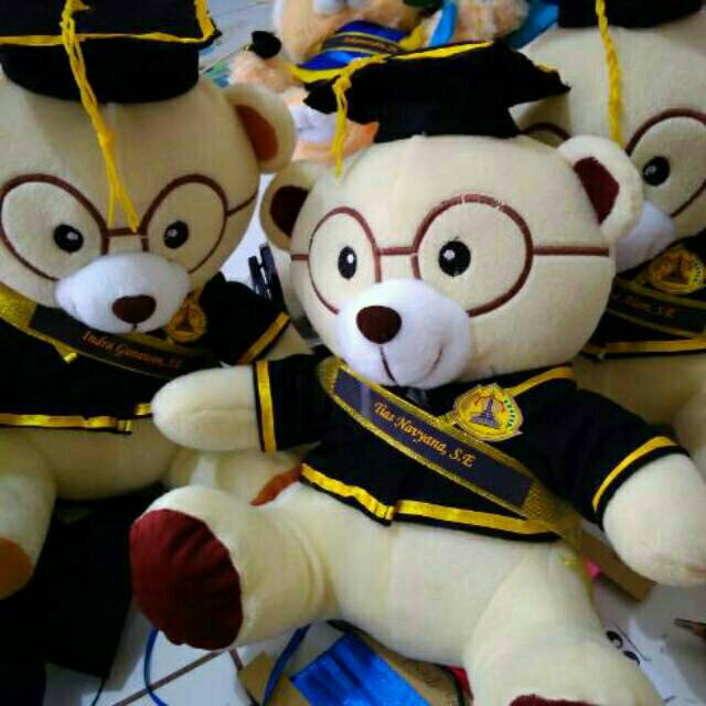 Boneka Import Singa Wisuda Shopee Indonesia