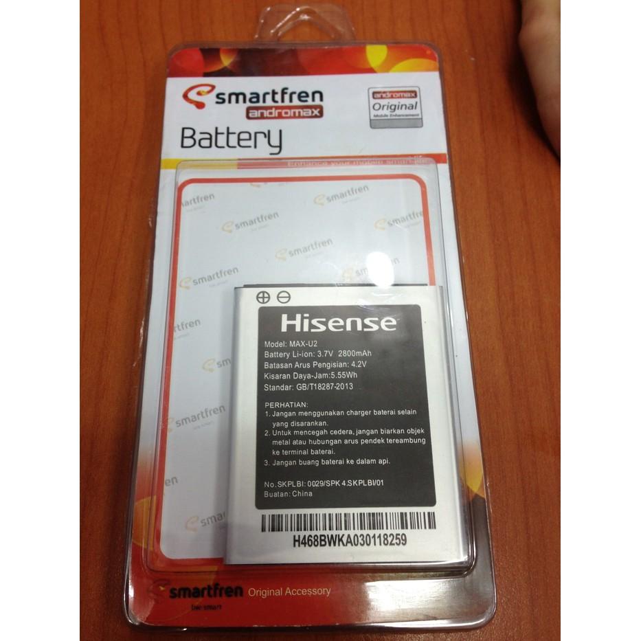 Batre Baterai Smartfren E2 Plus Batre E2+ Baterai Andromax U2 Qi Batre Li38170A | Shopee Indonesia