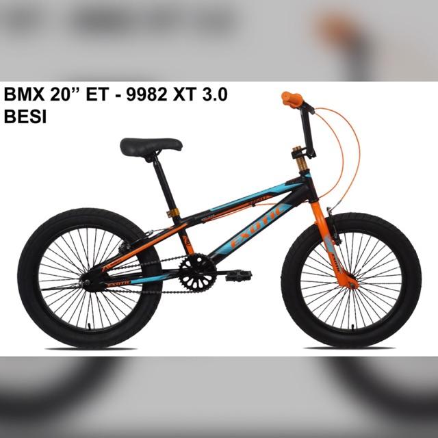 sepeda bmx - Temukan Harga dan Penawaran Online Terbaik - Olahraga & Outdoor Januari 2019 | Shopee Indonesia