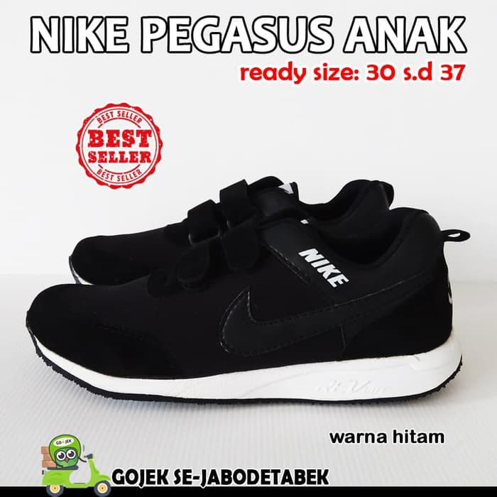 Sepatu Anak Cowok Laki Slip On Sporty Import Usia 2 3 4 5 6 7 8 9
