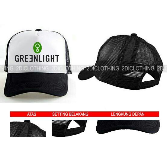 Topi greenlight ariel  ce846edd75