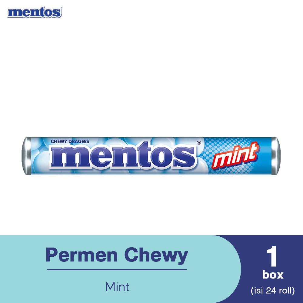 Mentos Roll Mint 37gr 6 Shopee Indonesia Permen Jadul Texas Sarsaparilla Sarsi Sarsaparila Candy
