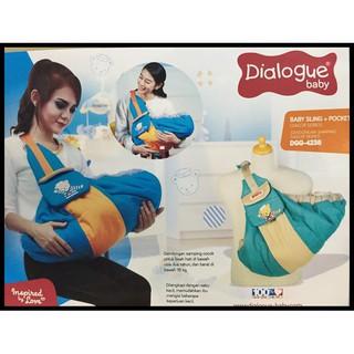 GENDONGAN BAYI SAMPING DIALOGUE SAILOR DGT-4235 / GENDONGAN SAMPING --- GENDONGAN BAYI