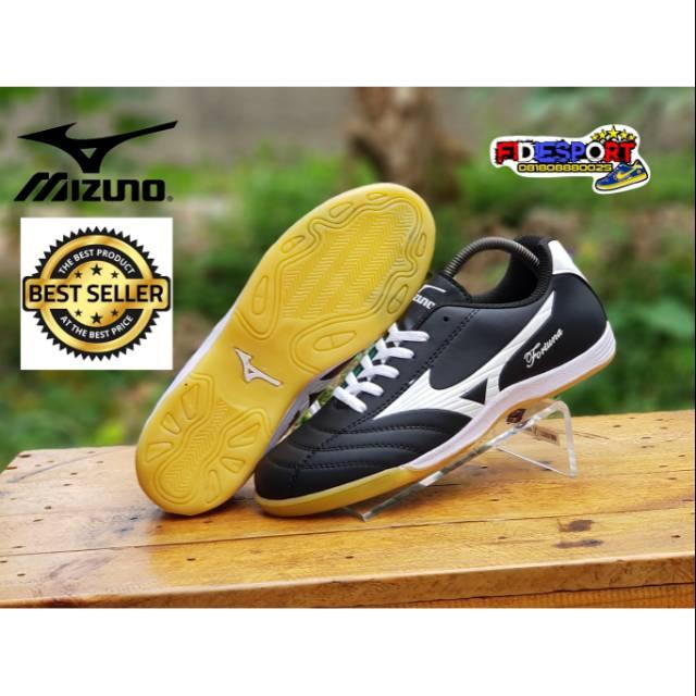 HARGA Sepatu Futsal Mizuno Fortuna Impor Sepatu Futsal Mizuno ... c9754d14cf