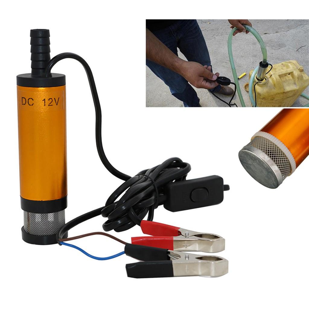 Pompa Portable Mini Kecil Serbaguna Penyedot Sedot Air ...