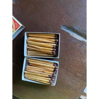 korek kayu / korek jress / korek api kayu / korek batang ...