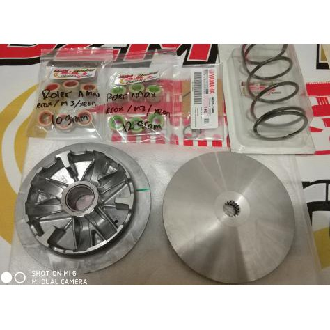 c1e367bf1a25fa Paket Upgrade Pulley Cvt   Rumah Roller Yamaha Nmax N Aerox N Lexi 125  Exlusive