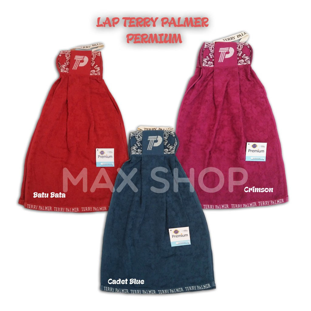 Handuk Terry Palmer Premium Motif 50x100 Cm High Quality Towel Eternal Travel Hijau Shopee Indonesia
