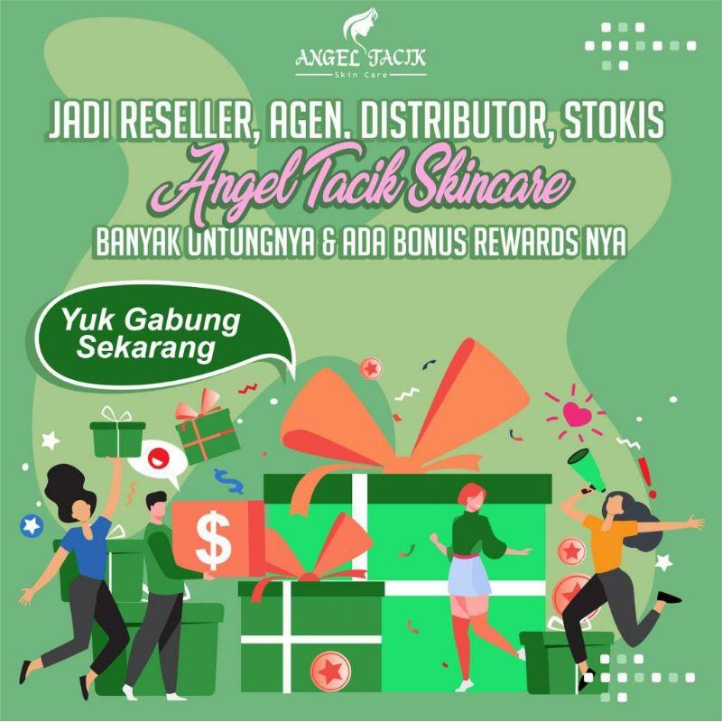 Cod Agen Angel Tacik Bpom Sabun Ricemilk Soap Handbody Angeltacik Distributor Daftar Agen Reseller Shopee Indonesia