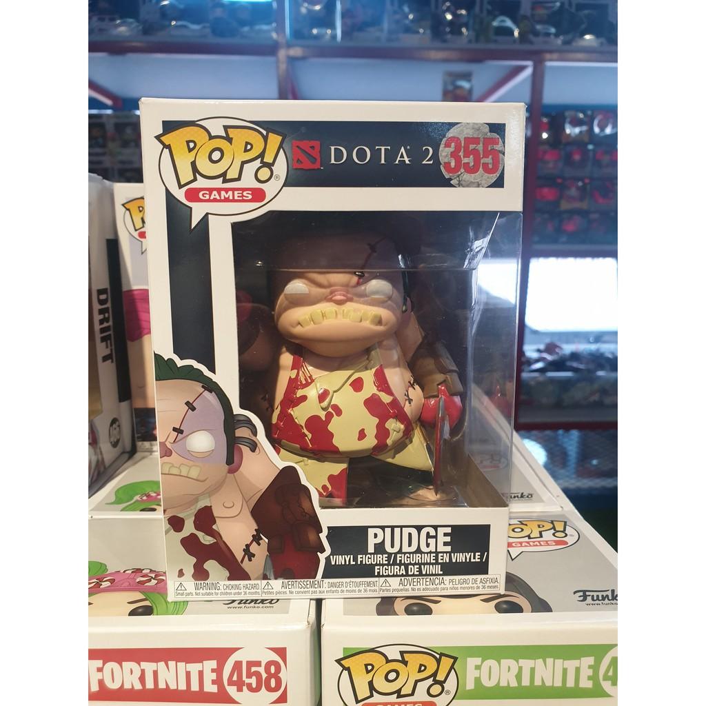 POP Dota 2 #355 Pudge Game