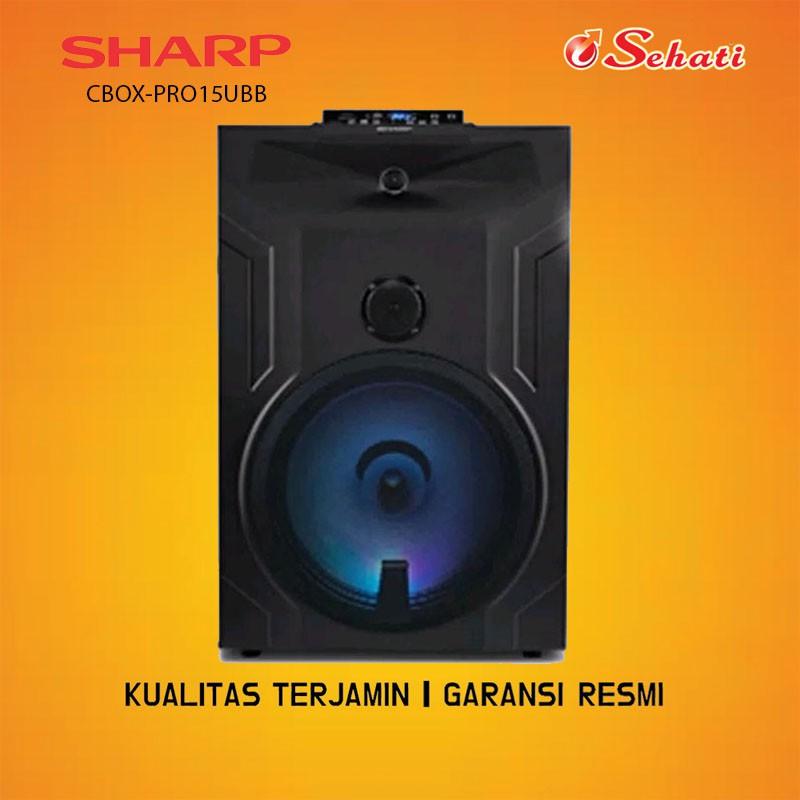 Promo Akhir SHARP/SPEAKER AKTIF/SPEAKER SHARP/SHARP CBOX PRO