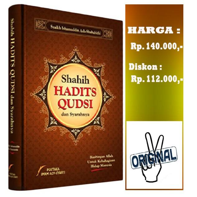 Buku Shahih Hadits Qudsi Shopee Indonesia