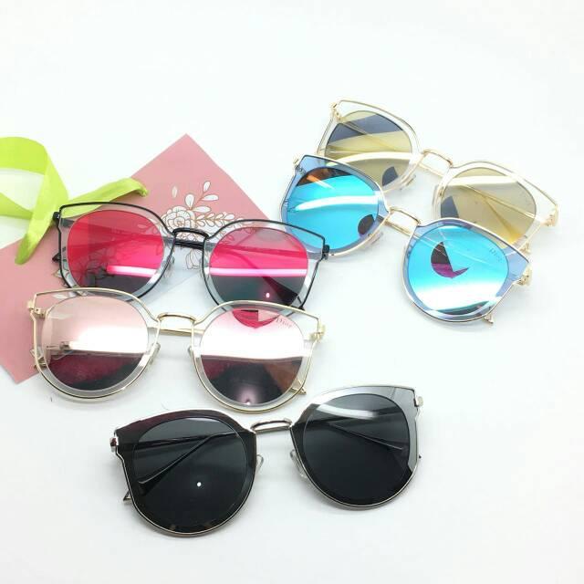 DIOR AVERY Kacamata Sunglass Wanita Pria Fashion Murah Trendy Grade PREMIUM   c070d2ae34