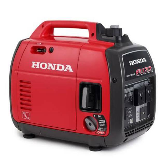 Mesin Genset HONDA EU22i Generator Set HONDA EU 22 i Genset HONDA