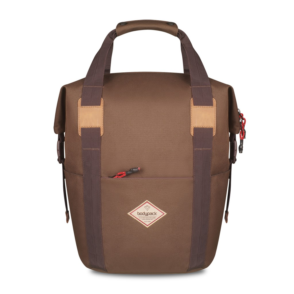 2f07b18997 Termurah Tas Selempang Bodypack 920001040 002 Brown Pusper Prodigers Series
