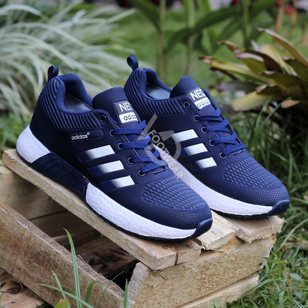 Sepatu Adidas Pria Adidas Flyknit Zoom Terbaru Sneakers Sport