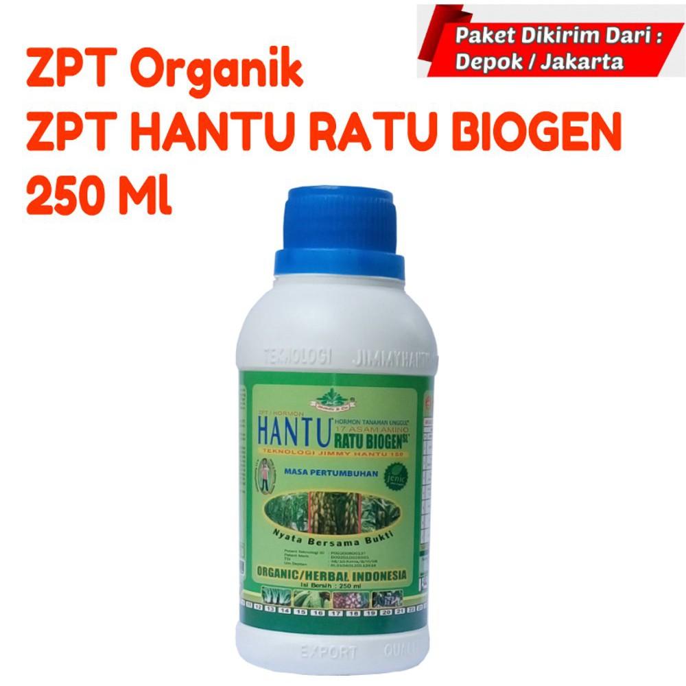 [READY] Pupuk Organik Jimmy Hantu ZPT Ratu Biogen 250 ml Limited | Shopee Indonesia