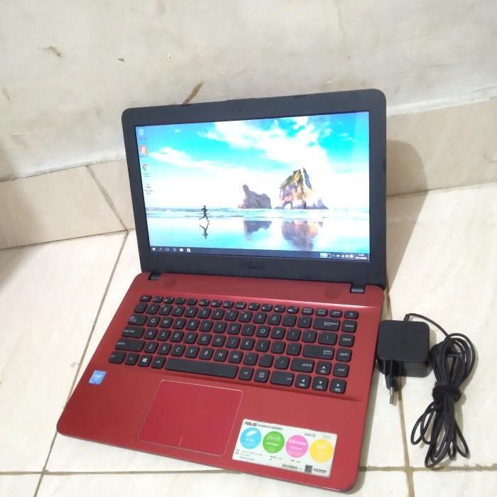 laptop gaul habis.... !! Laptop Bekas 2 Jutaan Asus X441S X441SA Dualcore Celeron