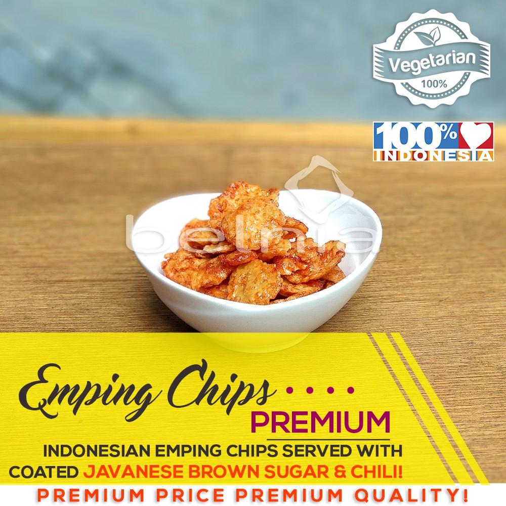 Emping Melinjo Aceh Premium Daftar Harga Terlengkap Indonesia Terkini Produk Ukm Bumn Cemilan Jagung Isi 3 Keripik