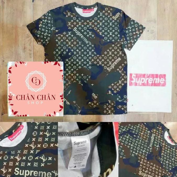 6e40eda2 Kaos Pria Supreme Gucci Mane Tee Black Mirror Quality 1:1 Original | Shopee  Indonesia