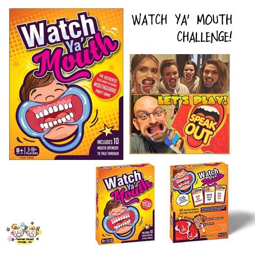 Permainan Kartu Tebak Kata Watch Ya Mouth ...