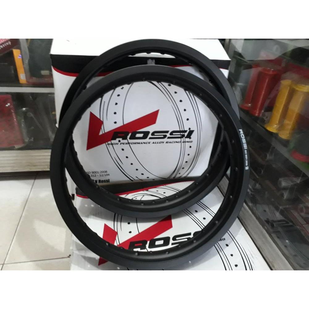 Velg Tdr Lebar 140 Ring 17 Cutton Original 1pcs Berkualitas Rossi Wm 1set 2pcs Shopee Indonesia
