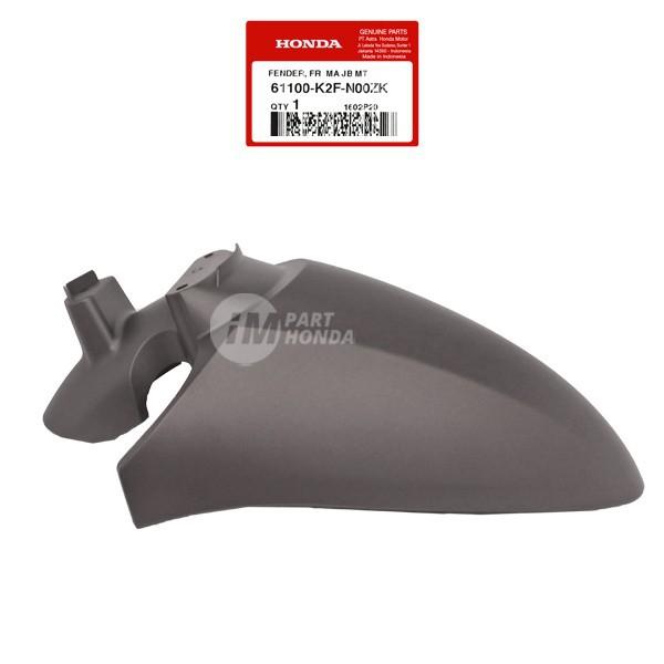Slebor Spakbor Depan Scoopy Fi eSP K2F 2020 Coklat DOF 61100-K2F-N00ZK