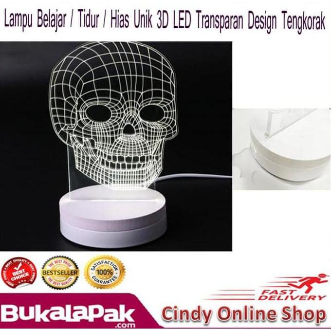 Lampu Tidur 3D LED Transparan IRON MAN / Lampu Meja 3D Hias | Shopee Indonesia