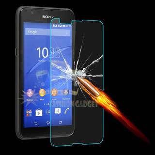 Tempered Glass Sony Xperia E4g / Anti Gores Kaca / Screen Protector / Screen Guard Pelindung Layar