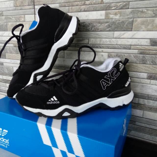 Sepatu Adidas Ax2 Hitam 2