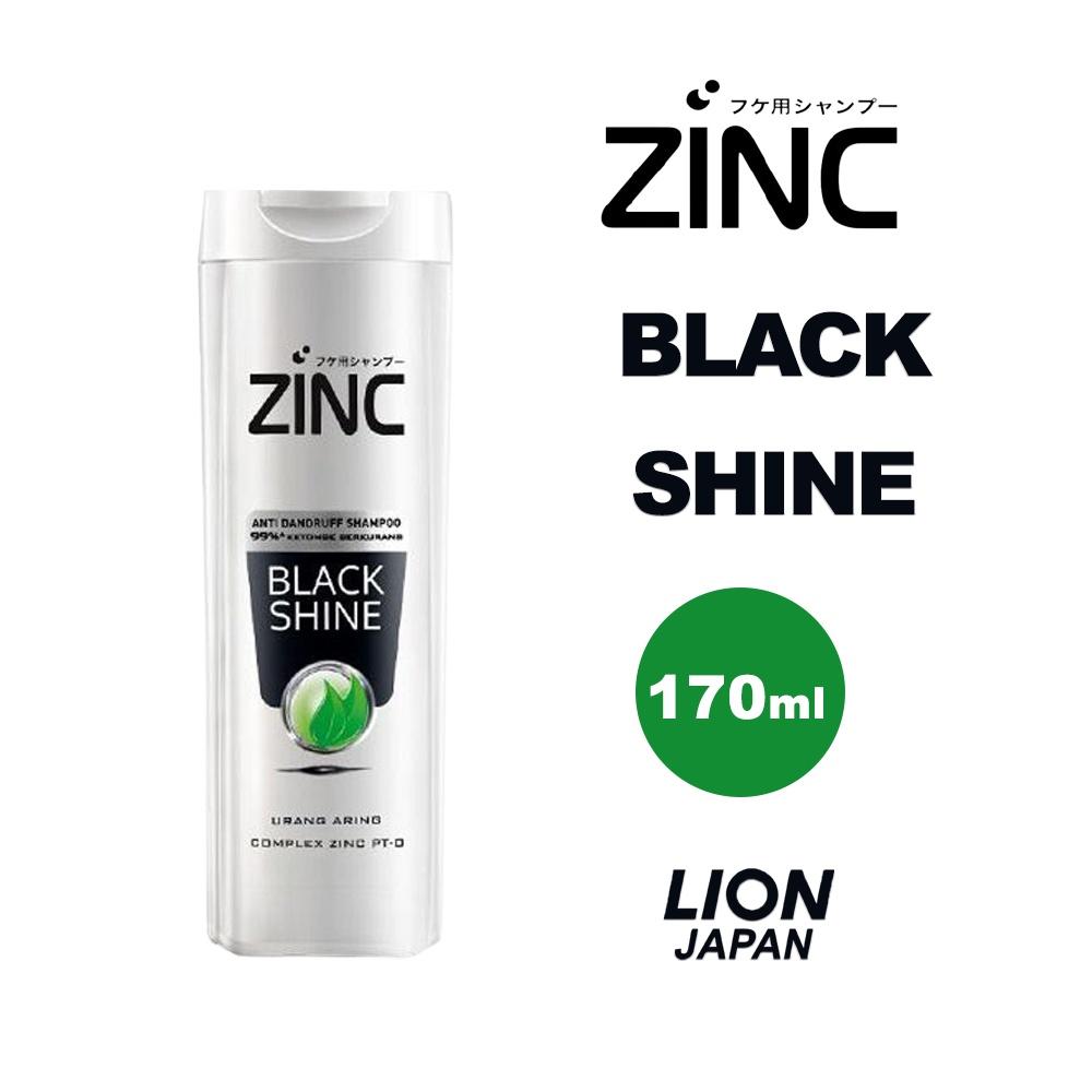 Zinc Shampoo 170ml-Black Shine