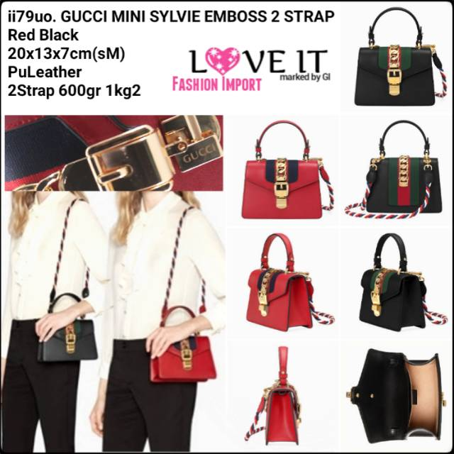8166866b34bd Tas Gucci Padlock Top Handle Supreme GG Hitam List Coklat Muda MIRROR ORI  KULIT ASLI - ORI LEATHER | Shopee Indonesia