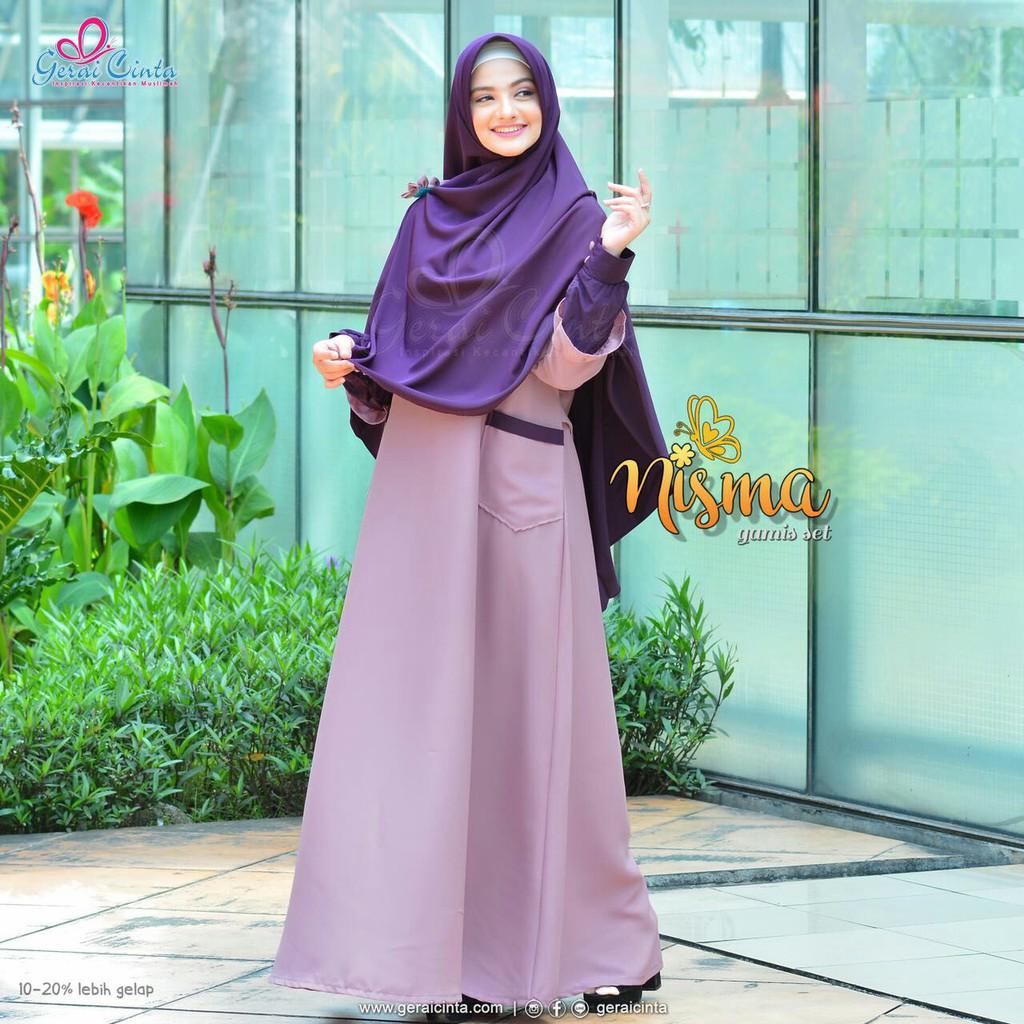 Zahira Ungu Gerai Cinta Shopee Indonesia
