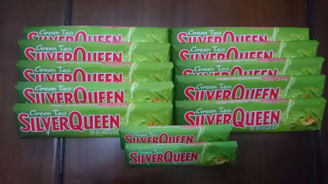 Image Result For Foto Coklat Silverqueen Green Tea