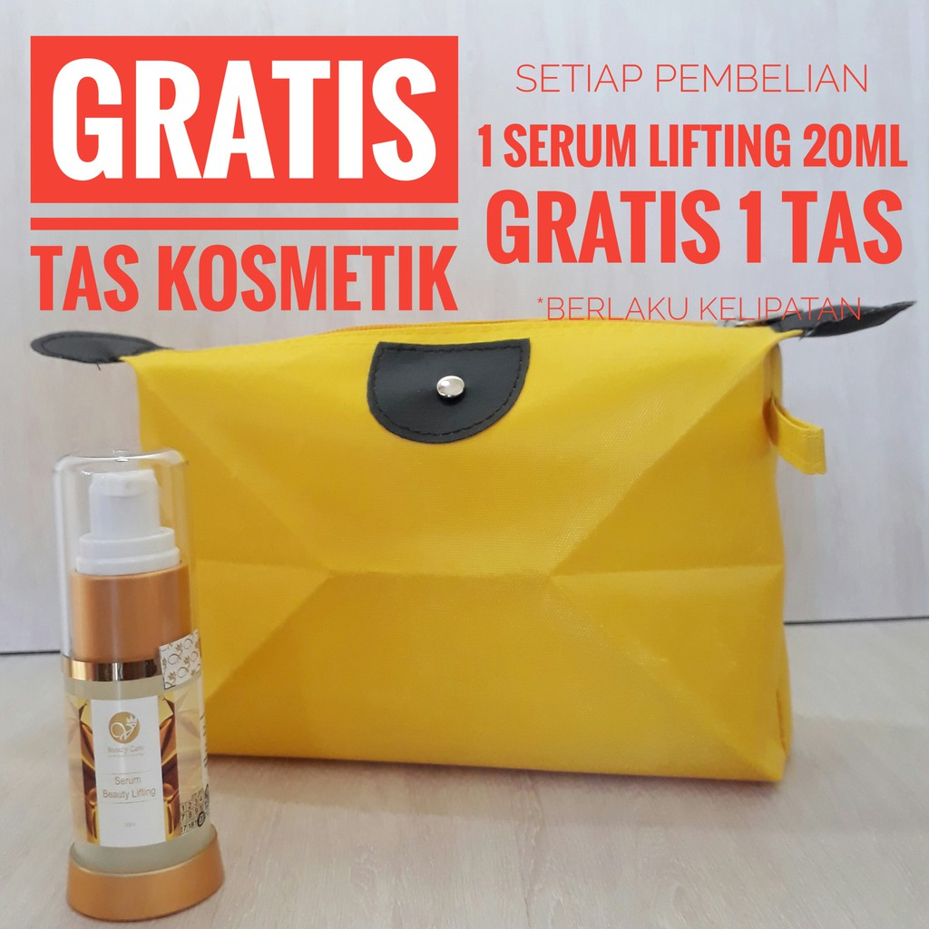 Promo Serum Beauty Lifting Wajah Kinclong Glowing Victory Kisskozz Be Glow Box Kecil Care V Vbc Shopee Indonesia