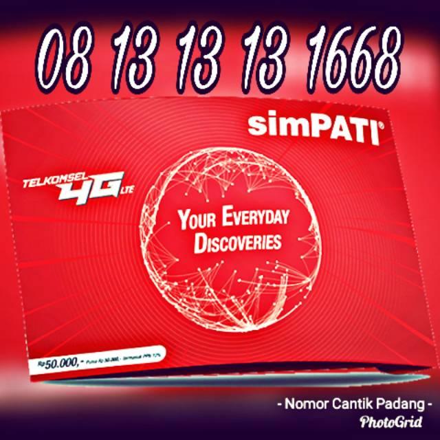 Telkomsel Simpati Nomor Cantik 081 2727 4848 Kartu Perdana. Source · ilufa - Temukan Harga