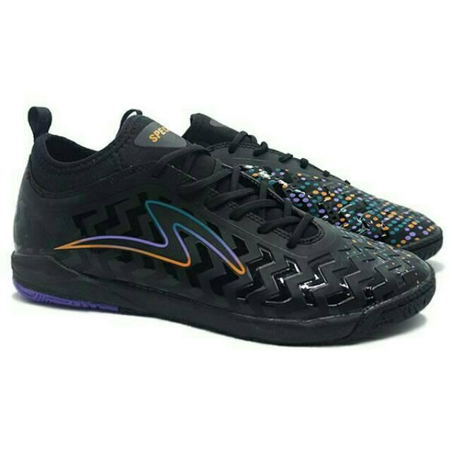 Sepatu Futsal Mizuno Original Basara 103 Sala IN Black Q1GA173160 BNIB  16e33df500