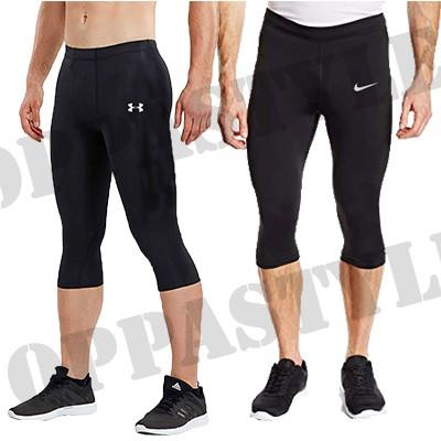 Oppa Style Shop Basic Brand Celana Legging 7 8 Cowok Sport Men Short Olahraga Shopee Indonesia