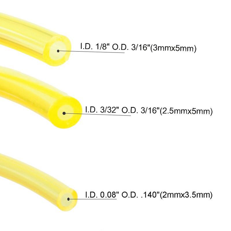 GENUINE POULAN FUEL LINE 3//16 OD X 3//32 ID 530069216