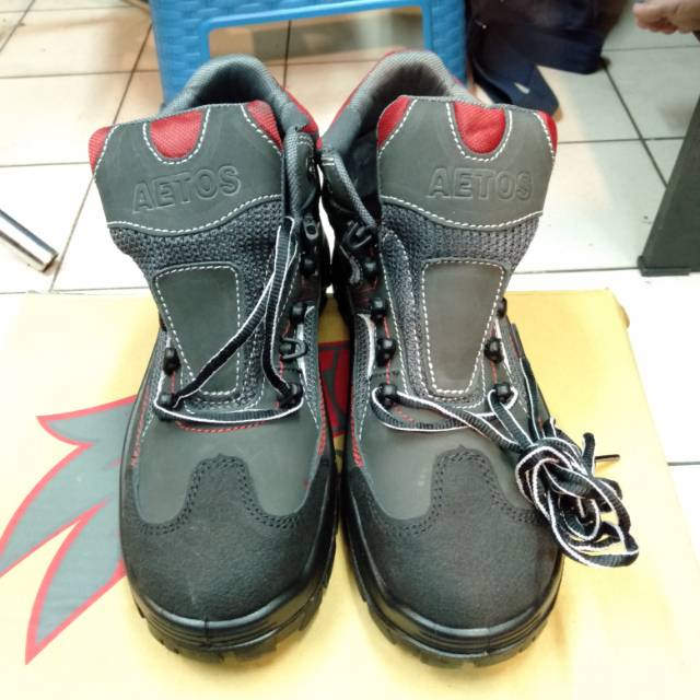 Sepatu Safety Aetos Krypton Safety Shoes