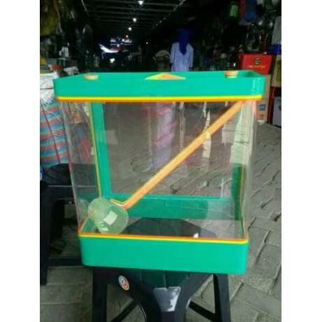 Terpercaya Tempat Air Kotak Es Buah Aquarium Es Dispenser Sdw6