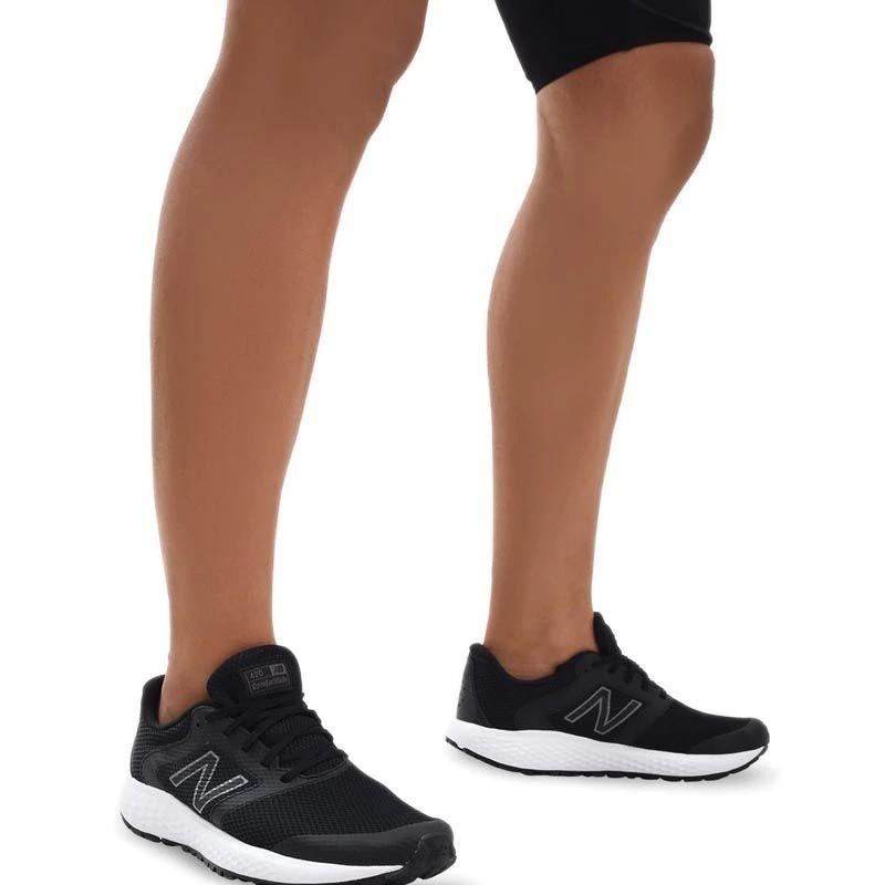 Product New Balance 420 V1 Men's Running Shoes - Black White