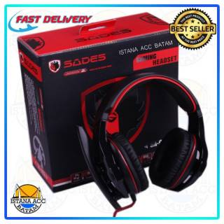 Sades Sa 920 Stereo Gaming Headsets Headphones For Ps4 Xboxone Pc 903 71 Surround Sound Pro. Source · suka: 7