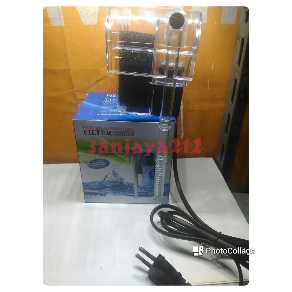 Hanging Filter Gantung Aquarium Aquascape Yang YP 06 ...